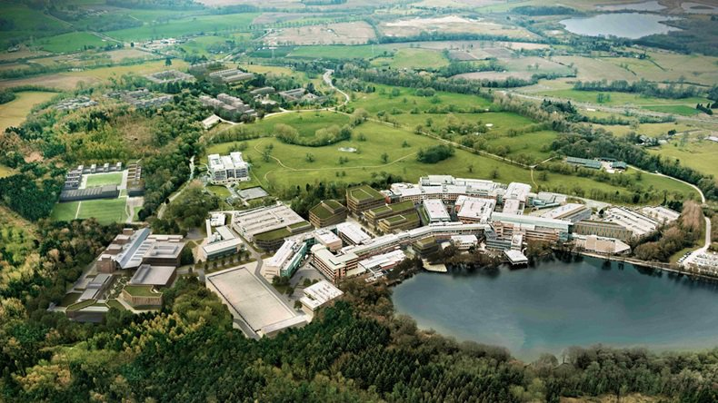 MSPALDERLY PARK, THE UK'S LARGEST SINGLE SITE BIO CAMPUS