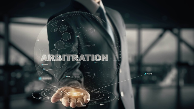 ARBITRATION IS INCREASINGLY BEING USED FOR PHARMA DISPUTES