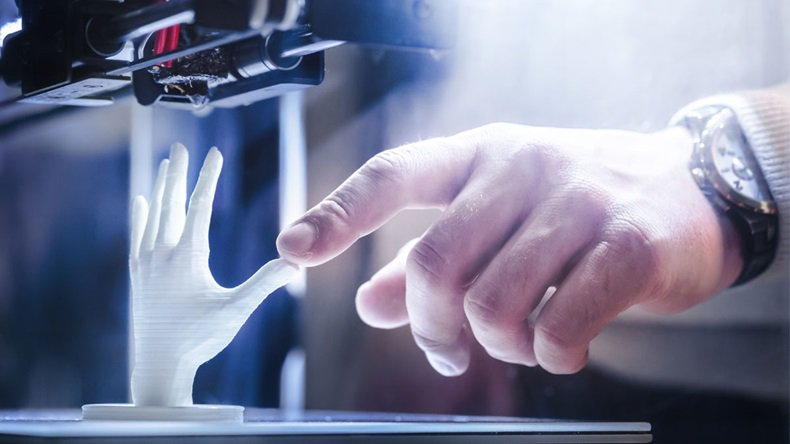 THE 3D PRINTING REVOLUTION IS UNFOLDING IN THE BIOMEDICAL ARENA