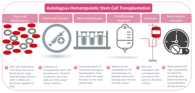 Autologous Hematopoietic Stem Cell Transplantation