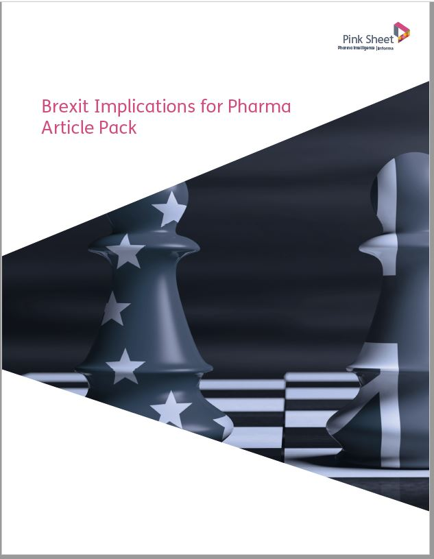 Brexit Implications Article Pack Cover Image