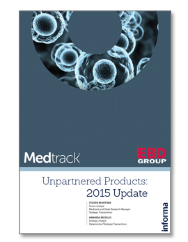 Unpartnered Products: 2015 Update