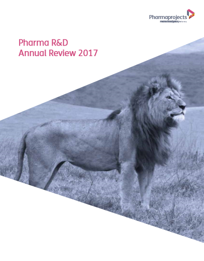 Pharmaprojects R and D PDF