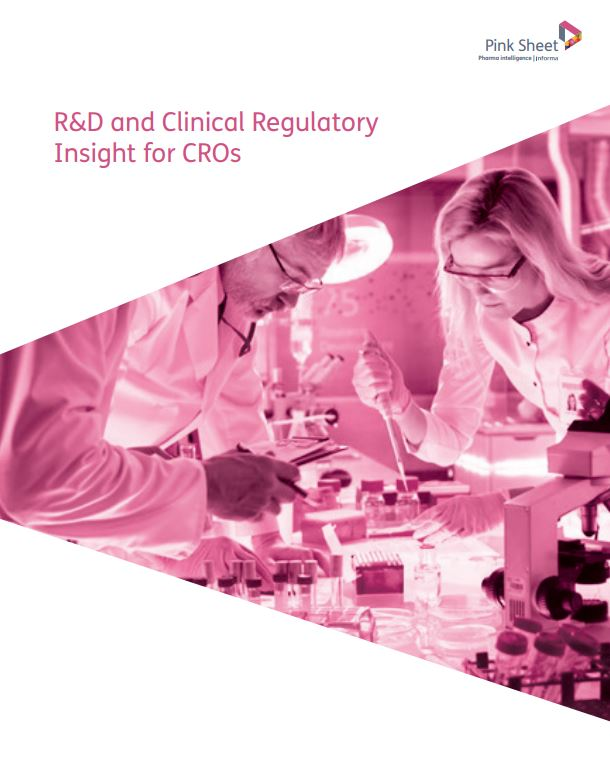 R&D and Clinical Regulatory Insight for CROs