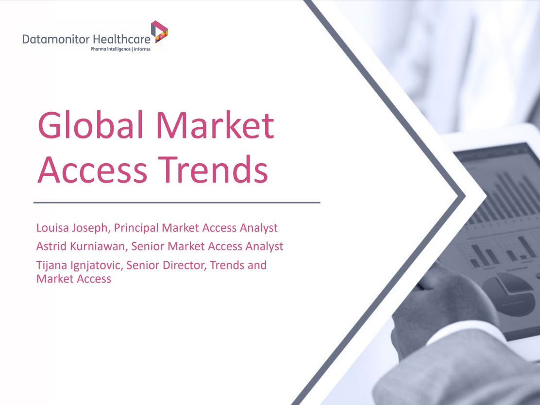 Global Market Access Webinar