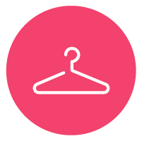 Icons_Pharma_Coat hanger_SolidPink_RGB