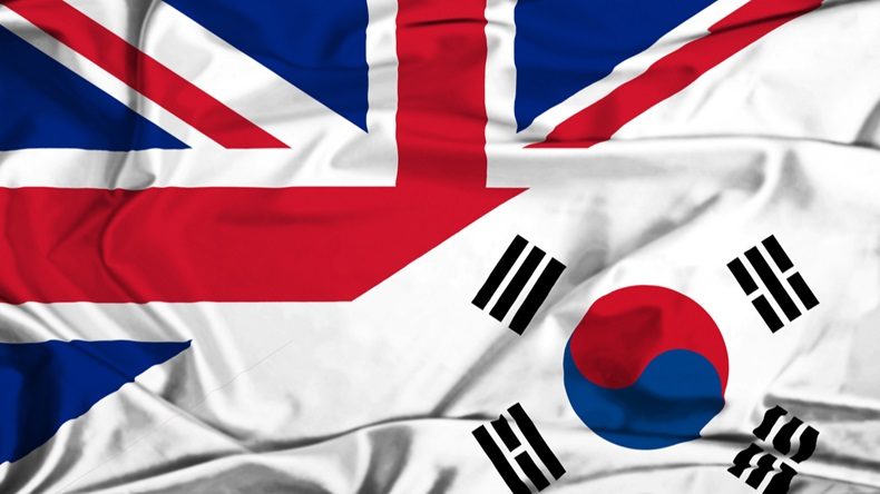 UK South Korea Scrip