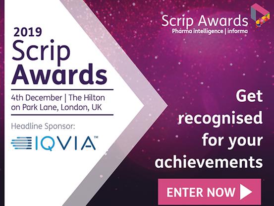Scrip Awards 2019