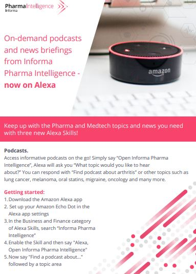 Alexa_Skill_ Pharma Intelligence