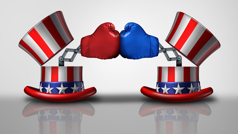 US Election senate battle