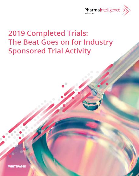 2019 Completed Clinical Trials