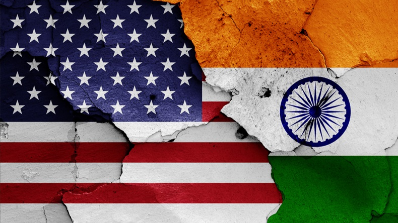 Flags_USA_India