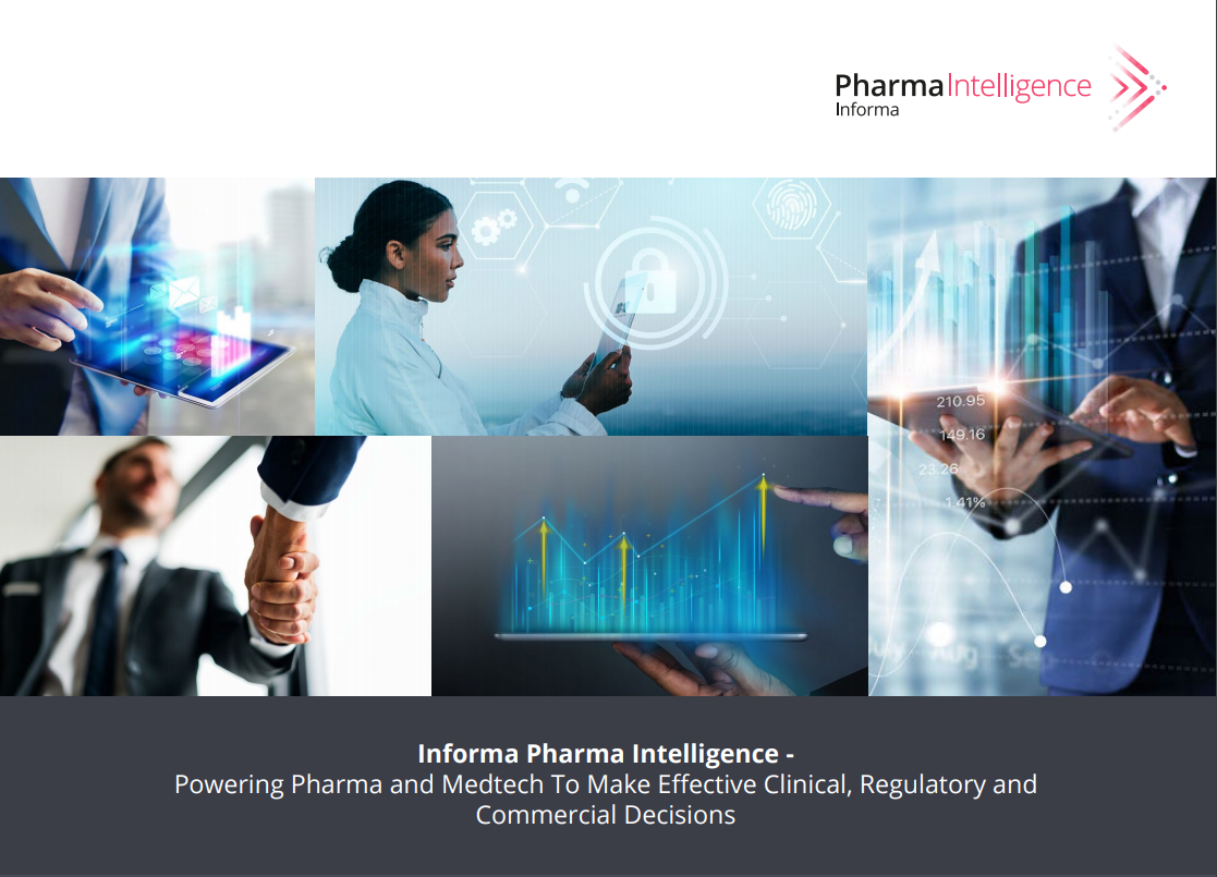 Powering Pharma and Medtech To Make Effective Clinical, Regulatory and Commercial Decisions