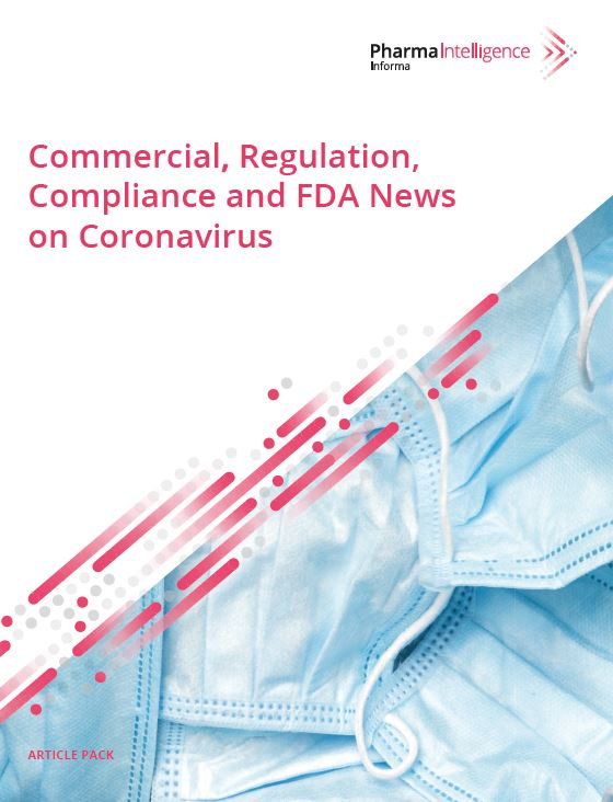 Commercial, Regulation, Compliance and FDA News on Coronavirus