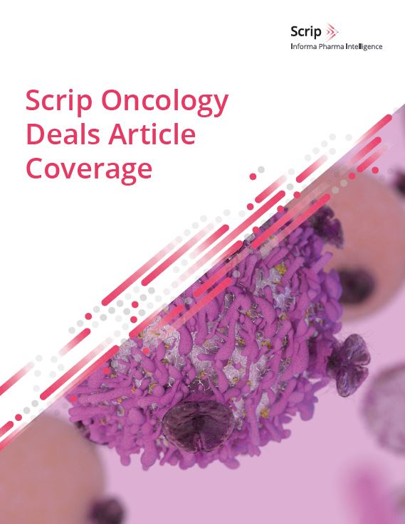 Oncology Deals Article Coverage