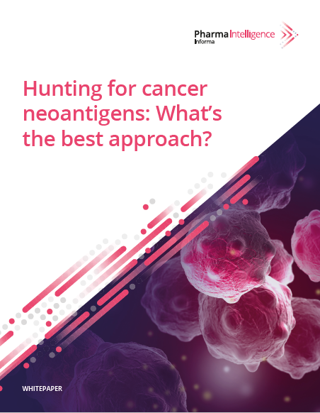neoantigen-based immunotherapies white paper