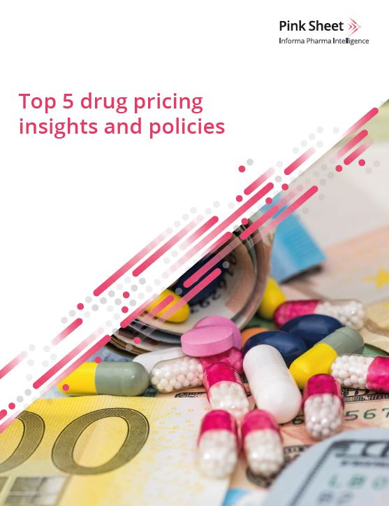 Top 5 drug pricing insights and policies