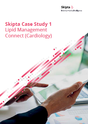 Skipta Case Study 1 Lipid Management Connect Cover Image