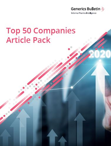 Top 50 Companies Article Pack