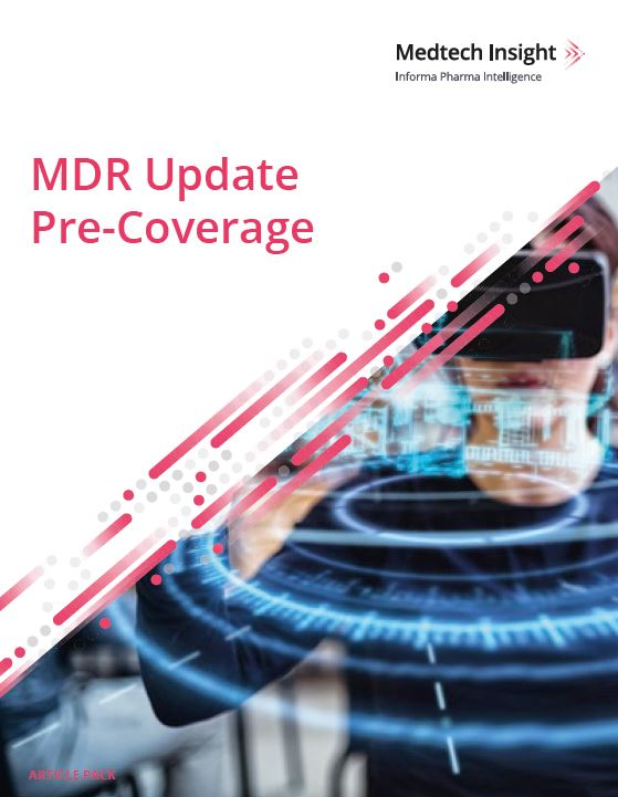 MDR Pre-Coverage Update