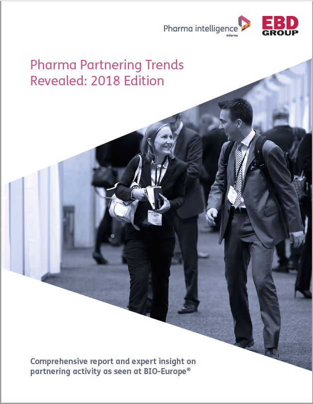 Pharma Partnering Trends Revealed Whitepaper