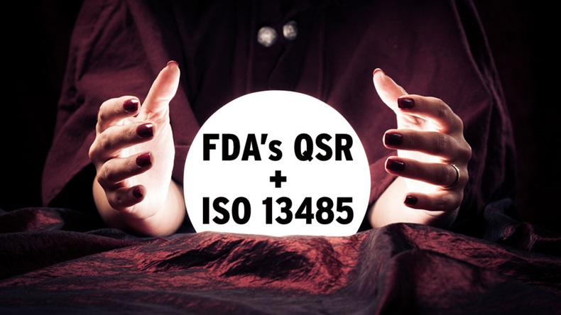 FDA's Quality System Regulation And ISO