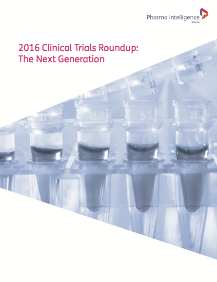 2016 clinical trials roundup pharma intelligence